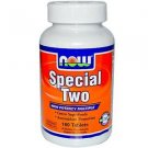 SPECIAL TWO MULTI  180 TABS By Now Foods