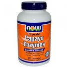 PAPAYA ENZYME CHEWABLE  360 TABS By Now Foods