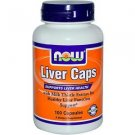 LIVER EXTRACT CAPS  100 CAPS By Now Foods
