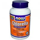 CHLORELLA 1000mg  120 TABS By Now Foods
