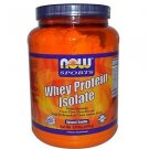 WHEY ISOLATE VANILLA  1.8 LBS By Now Foods