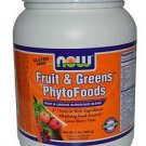 FRUIT AND GREENS PHYTOFOODS 2 LB By Now Foods