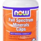 FULL SPECTRUM MINERAL CAPS  120 CAPS By Now Foods