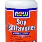 SOY ISOFLAVONES 150mg  60 VCAPS By Now Foods