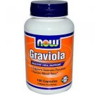 GRAVIOLA 500MG   100 CAPS By Now Foods