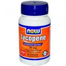 LYCOPENE 20 MG   50 SGELS By Now Foods