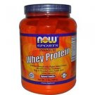 PREMIUM WHEY PROTEIN VANILLA  2 LB By Now Foods