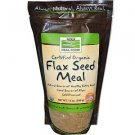 FLAX SEED MEAL ORG 12 OZ By Now Foods