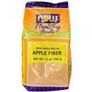 APPLE FIBER POWDER  12 OZ By Now Foods
