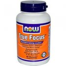 TRUE FOCUS  90 VCAPS By Now Foods