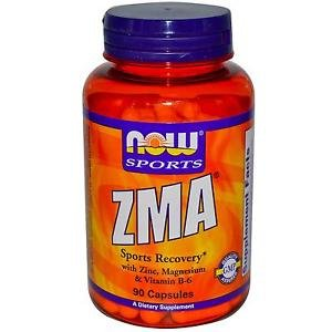 ZMA(R) 800MG   90 CAPS By Now Foods
