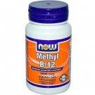METHYL B-12 5000mcg  120 LOZ By Now Foods