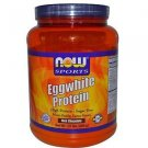 EGGWHITE PROTEIN CHOCOLATE  1.5 LBS By Now Foods