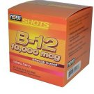 ENERGY B-12 NOW SHOT 15ML  12 PACK By Now Foods