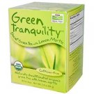 GREEN TRANQUILITY TEA BAGS  24 BAGS By Now Foods