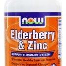 ELDER-ZINC  30 LOZ By Now Foods