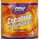 CREATINE POWDER  600 GRM By Now Foods