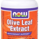 OLIVE LEAF EXT 18%  50 VCAPS By Now Foods