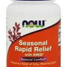 SEASONAL RAPID RELIEF  30 VCAPS By Now Foods
