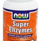 SUPER ENZYME CAPS  90 CAPS By Now Foods