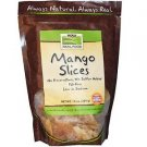 MANGO SLICES  10 OZ By Now Foods