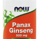 PANAX GINSENG 500 mg  100 CAPS By Now Foods