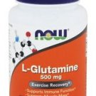 GLUTAMINE 500mg 60 CAPS By Now Foods