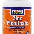 ZINC PICOLINATE 50mg  60 CAPS By Now Foods