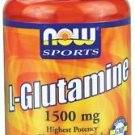 GLUTAMINE 1500mg  90 TABS By Now Foods