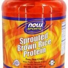 SPROUTED BROWN RICE PROTEIN  2 LBS By Now Foods