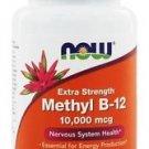 METHYL B-12 10000 mcg  60 LOZ By Now Foods