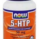 5-HTP 50mg 30 CAPS By Now Foods