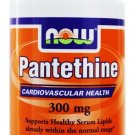 PANTETHINE 300MG   60 SGELS By Now Foods
