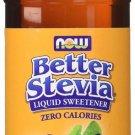 NOW Foods Better Stevia Original Liquid Extract, 8 Ounce Bottle