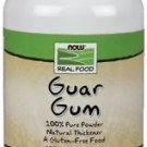 Guar Gum Powder  8 Oz NOW Foods