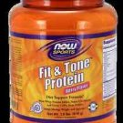 Fit & Tone(Tm) Protein - Berry  1.8 Lbs NOW Foods