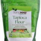 TAPIOCA FLOUR  16 OZ By Now Foods
