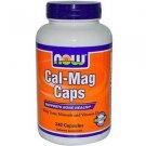 Cal-Mag Caps  240 Caps NOW Foods