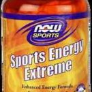 Sports Energy Extreme  90 Caps NOW Foods