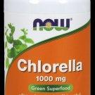 Chlorella 1000Mg  60 Tabs NOW Foods