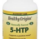 Healthy Origins - Naturally Sourced 5-HTP 100 mg. - 120 Capsules