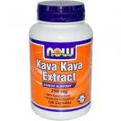 KAVA KAVA 250mg 30%  120 CAPS By Now Foods