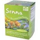 Senna Organic Tea Bags  24 Bags NOW Foods