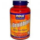 Ornithine Powder 8 Oz NOW Foods