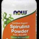 Spirulina Powder  4 Oz NOW Foods