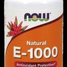 E-1000 Mixed Toc 50 Sgels NOW Foods
