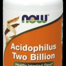 Acidophilus 2 Billion  100 Caps NOW Foods
