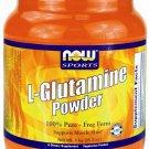 Glutamine Powder 6 Oz NOW Foods