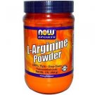 Arginine Powder Pure 1 Lb NOW Foods