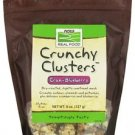 CRUNCHY CLUSTERS CRAN-BLUEBERRY  8 OZ By Now Foods